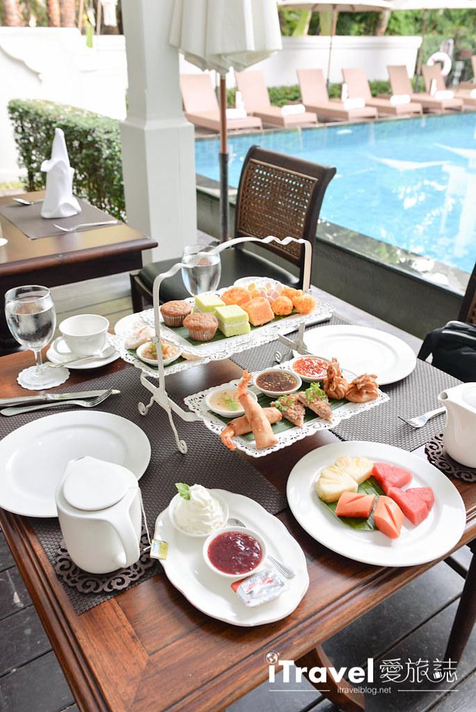 清邁下午茶推薦 平中良精品酒店(Ping Nakara Boutique Hotel and Spa) (14)