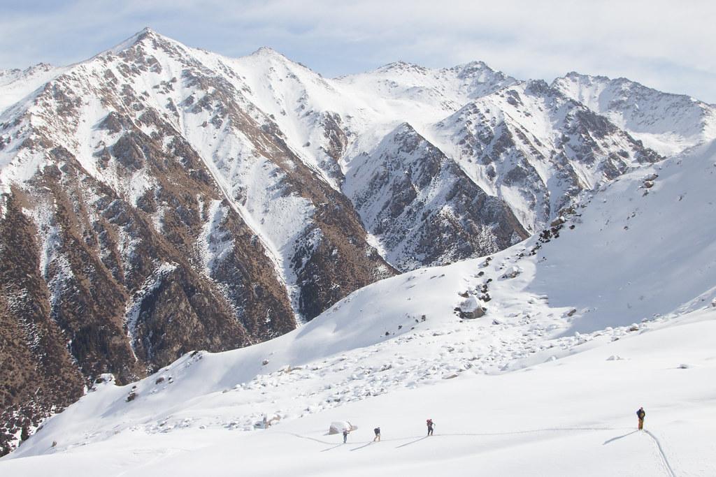 Kyrgyzstan Ak-Suu skiing