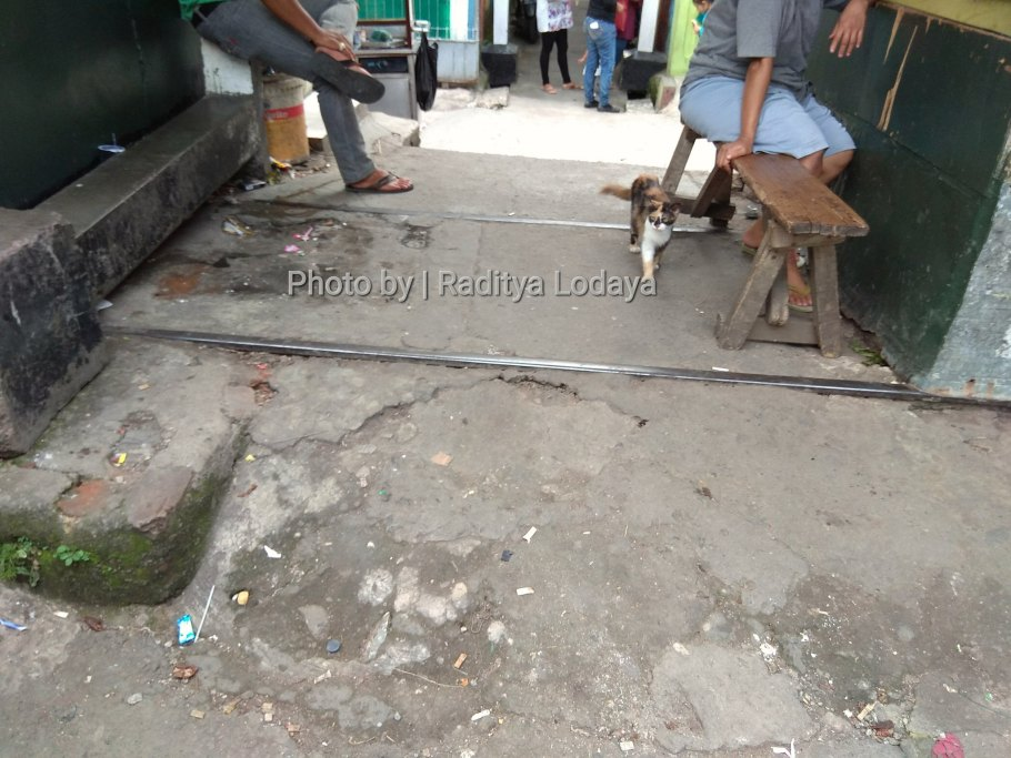 Jalur Kereta Api Mati di Bandung (2): Kiaracondong-Karees yang Terlupakan (4/7)