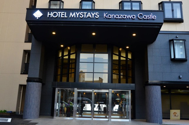 Mystays金澤城堡酒店-15