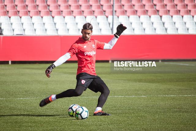 Sevilla Atlético - Barcelona B