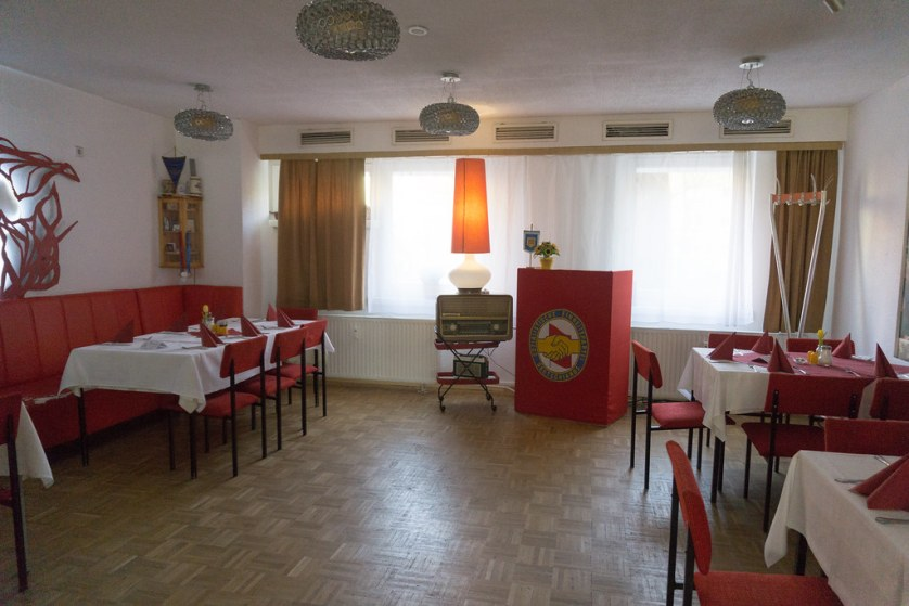 Volkskammer - Cafe from East Berlin Days - AirBnB Experience - Walking Tour with a Journalist to Discover East Berlin, March 2018