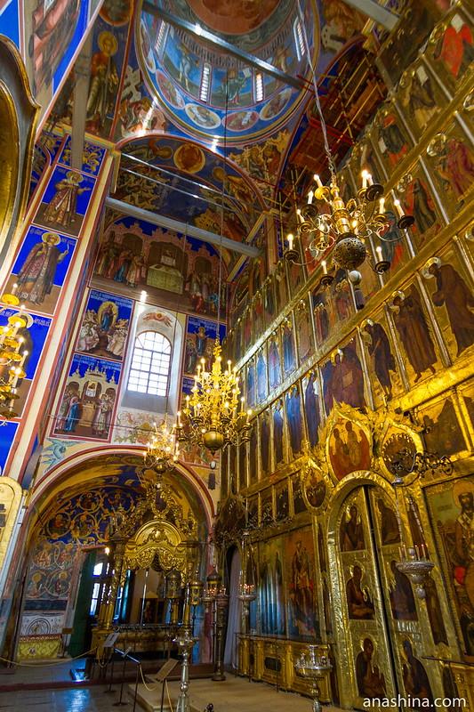 Роспись собора Рождества Богородицы, Суздаль