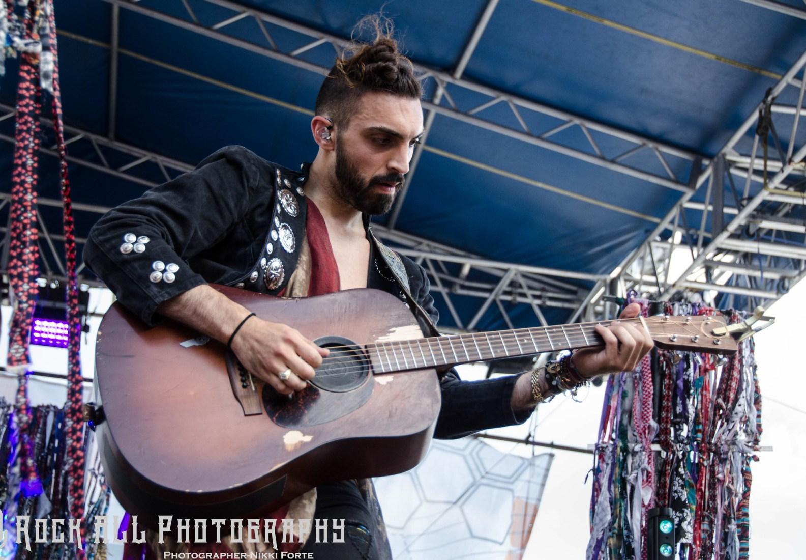 MAGIC GIANT - Bunbury Music Festival 2018 - 6/2/18 - Cincinnati Ohio