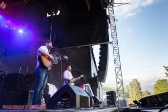 Kaleo + Dan Mangan @ PNE Amphitheatre - June 23rd 2018