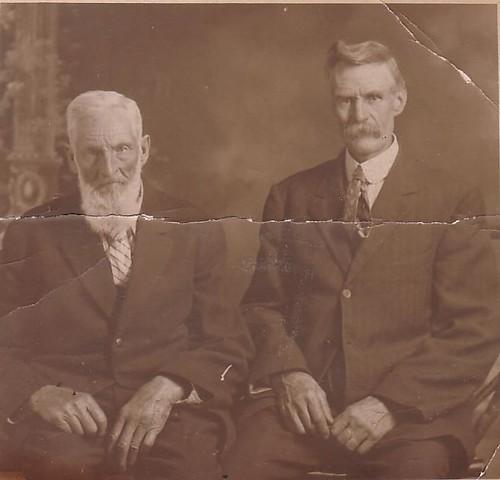 James Thomas and son James Samuel Becraft