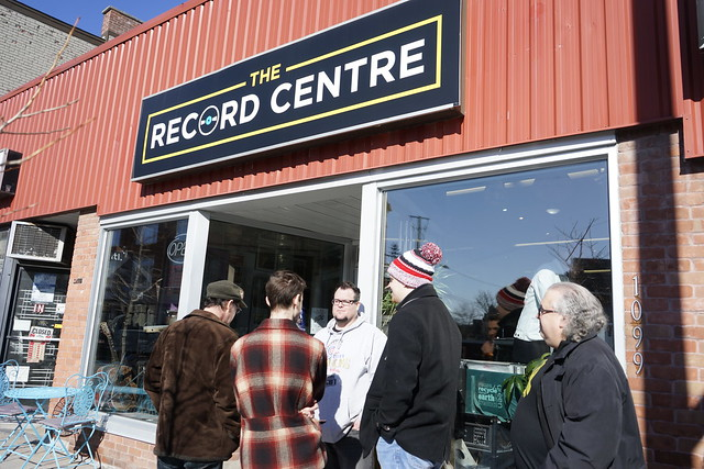 RSD 2018 @ The Record Centre