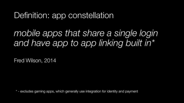App constellation definition