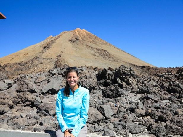 Ascenso al pico del Teide