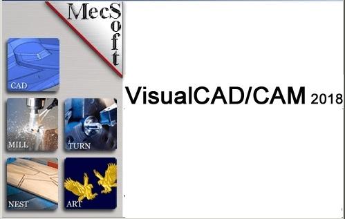 VisualCAM-CAD 2018 v7.0.222 for SolidWorks full license