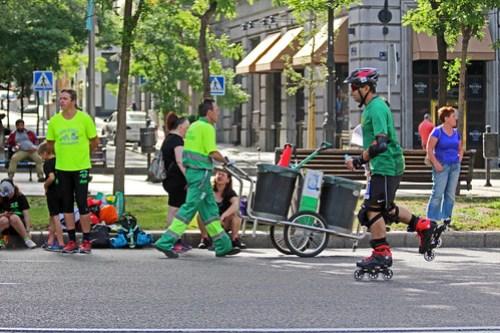Maratón Internacional de Patinaje de Madrid 2018 06