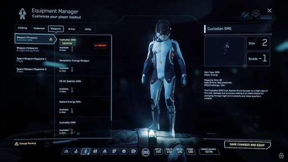Star Citizen - MobiGlas Full Screen