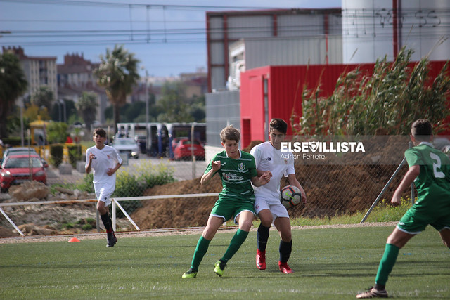 Sevilla FC - Andalucía Este CF (2ª Andaluza Infantil - SE J27)