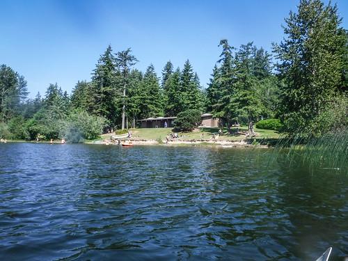 Paddling Lake Padden-026
