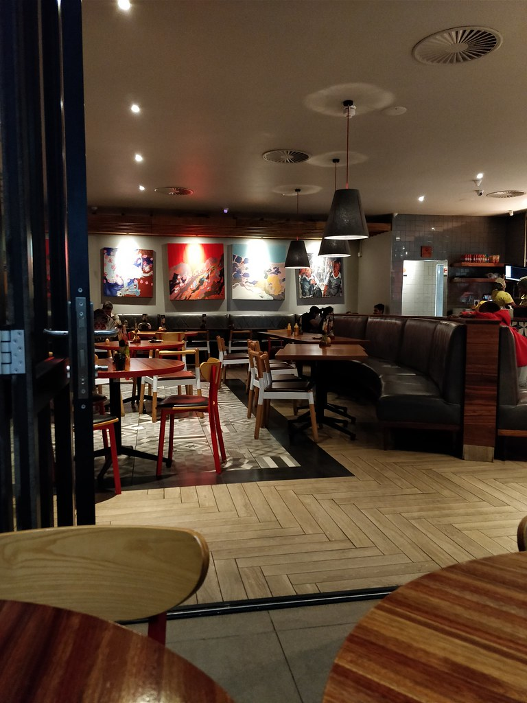 Nandos Hazyview Burger Restaurant South Africa Blog