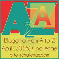 #AtoZchallenge Letter A on Blog of author @JLenniDorner