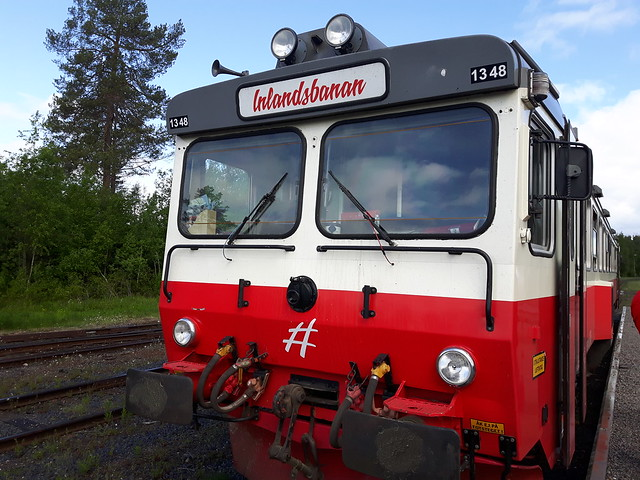 Inlandsbanan Östersund-Gällivare (1)