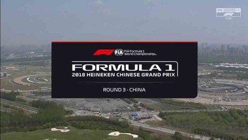 formula 1 2018 round 3 chinese gp race replay sportubehd. Black Bedroom Furniture Sets. Home Design Ideas
