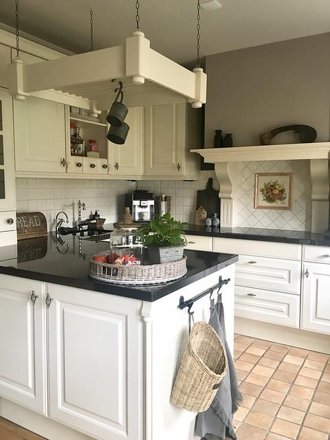 Keuken klassiek landelijke stijl