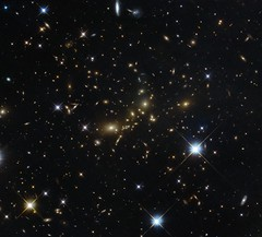 A colossal cluster