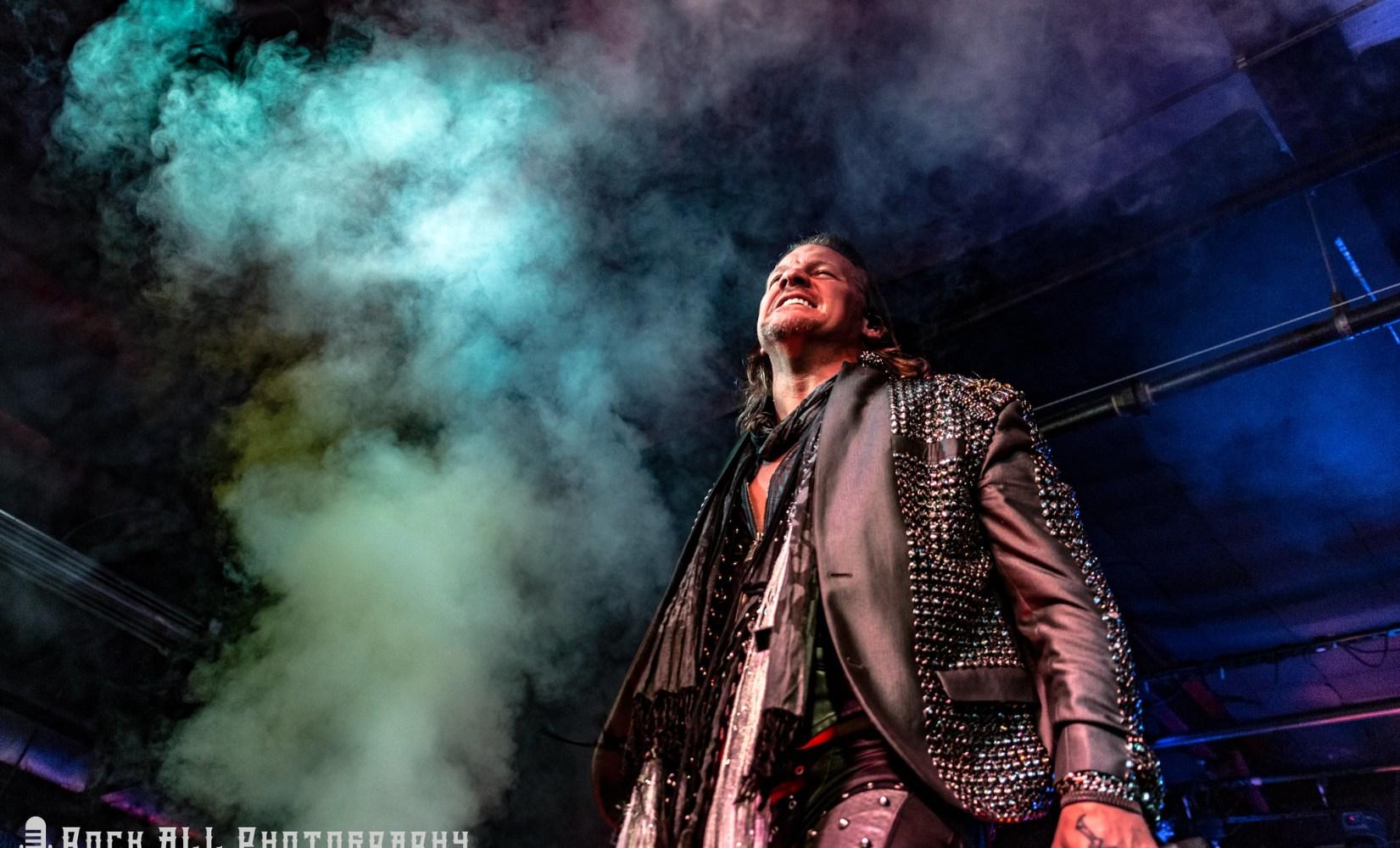 Fozzy Dayton Ohio 3-31-18 Rockstar Pro Arena
