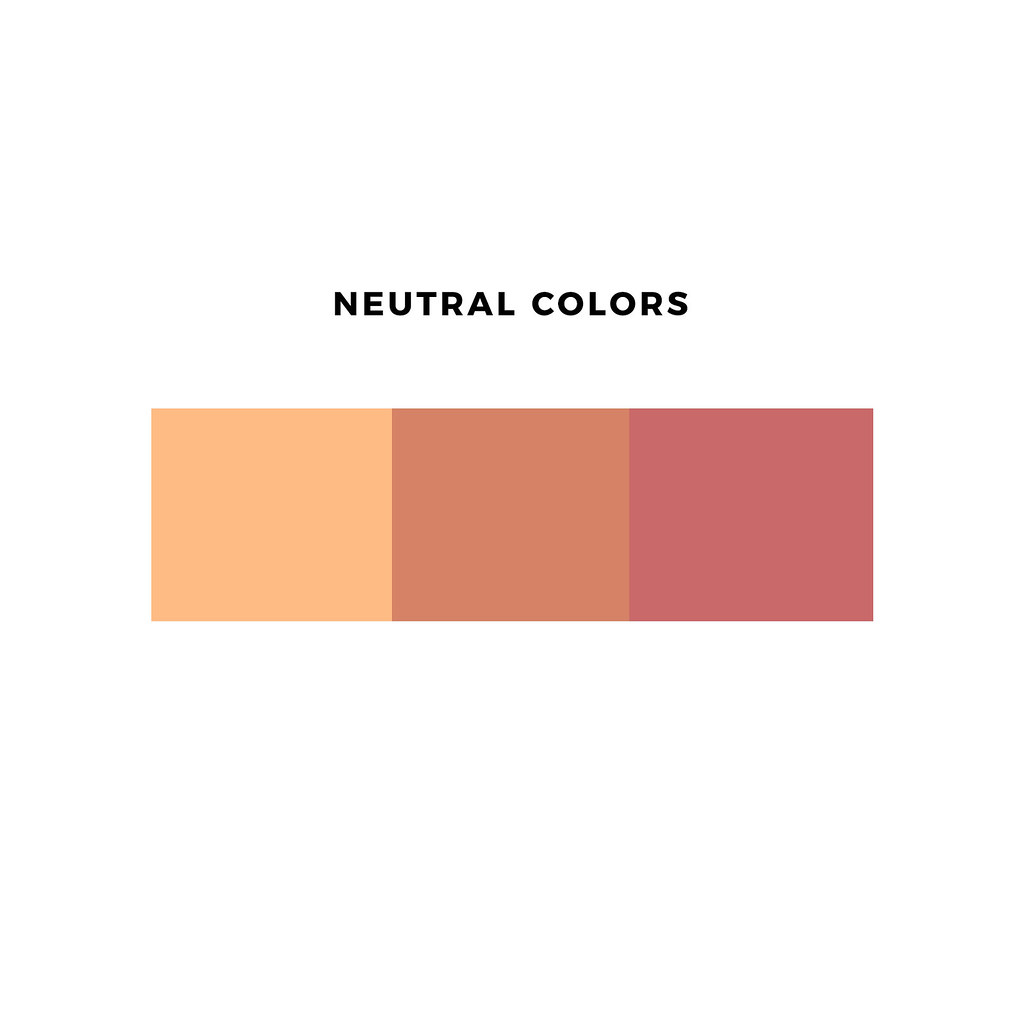 Based on what I observed Neutrals and muted colors are mostly dominant in top brands for clothing furniture and industrial field.