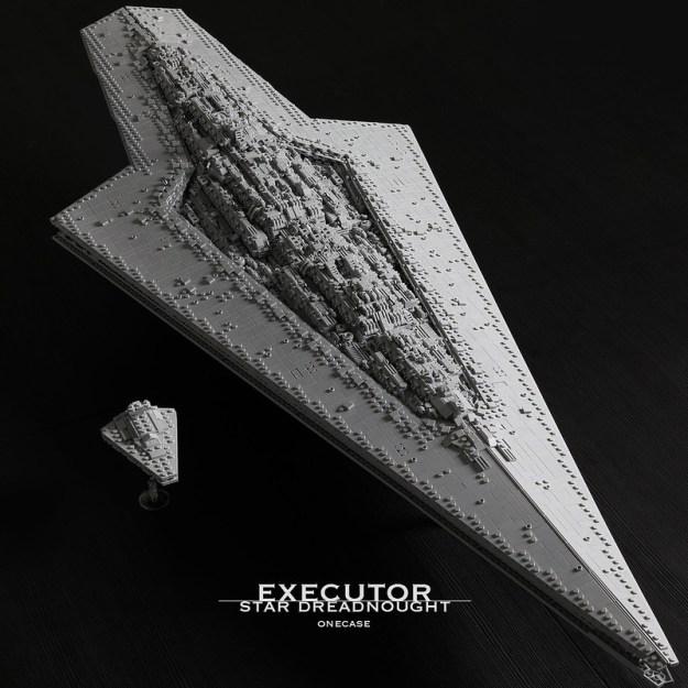 Executor class Star Dreadnought