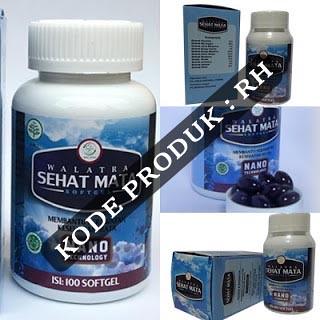 Herbal Sehat Mata Softgel