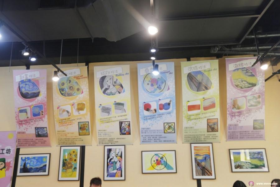 DIY,宜蘭旅遊,宜蘭親子景點,宜蘭觀光工廠,蜡藝彩繪館,蜡藝臘筆城堡,蠟筆超人,雨天景點 @VIVIYU小世界