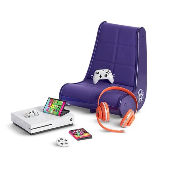 American Girl - Xbox Gamer Set