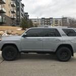 Toyota 4runner Cement Grey