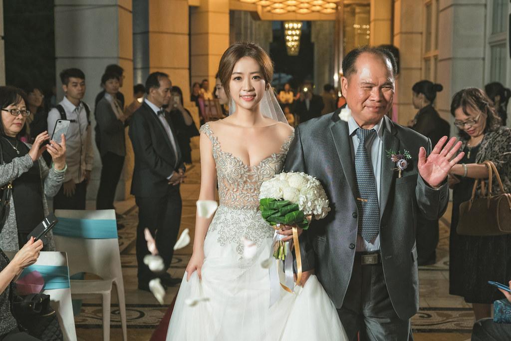 台中婚攝/The林皇宮花園婚禮紀錄 -煒鈿 Charlye&怡嘉 Chloe