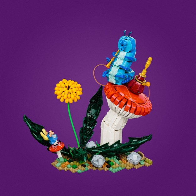 Alice in Wonderland – The Caterpillar