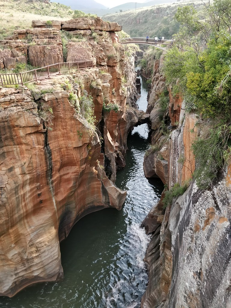 bourkes luck potholes south africa mpumalanga travel blog