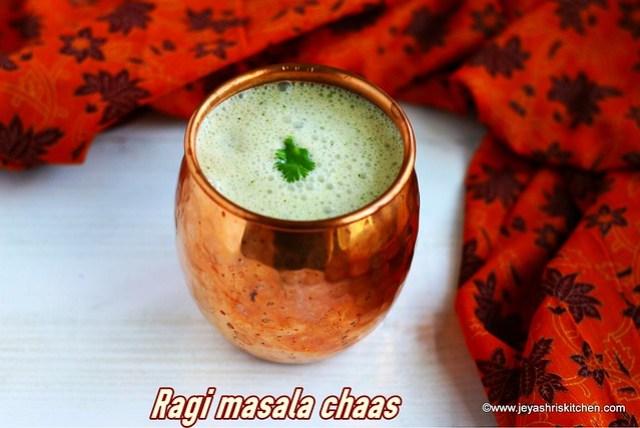 Masala- chaas