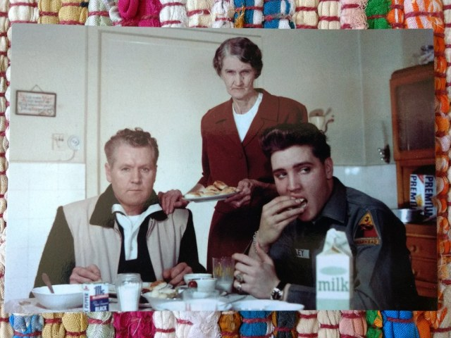 Elvis' Parents Kitchen