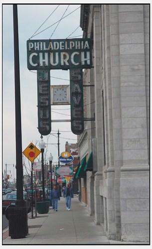 Philadelphia Church - No time like right now