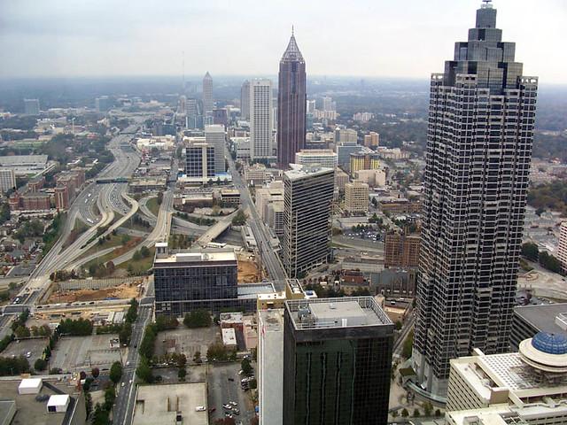 morando em Atlanta Georgia EUA