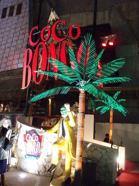 Coco Bongo in Cancun, Mexico