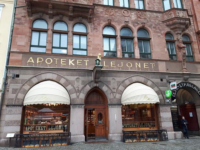 Apotek Lejonet Malmö