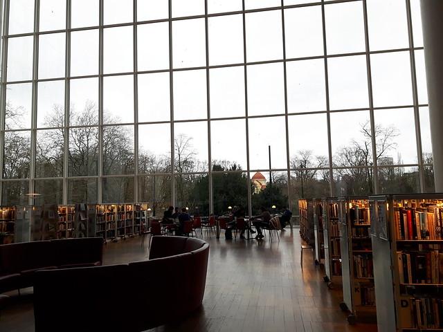 Stadsbiblioteket Malmö (1)