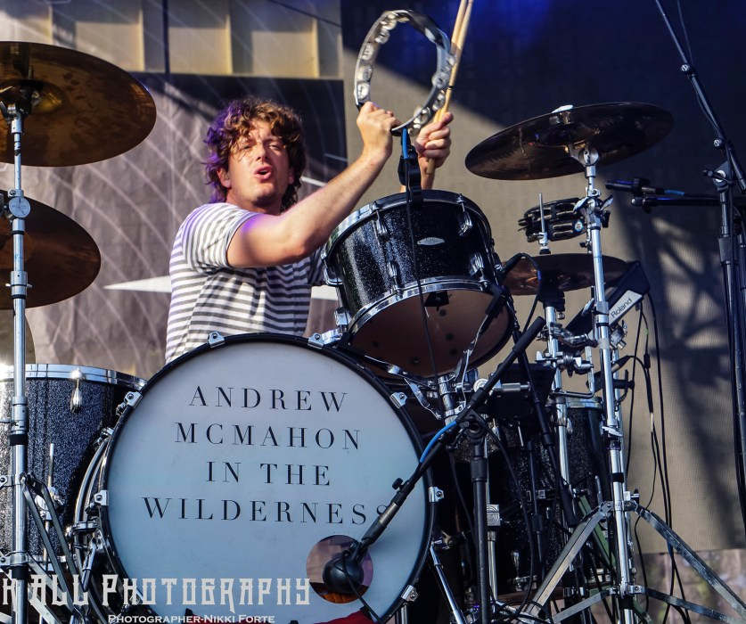 Andrew McMahon in the Wilderness - Bunbury 2018 - Cincinnati, Ohio