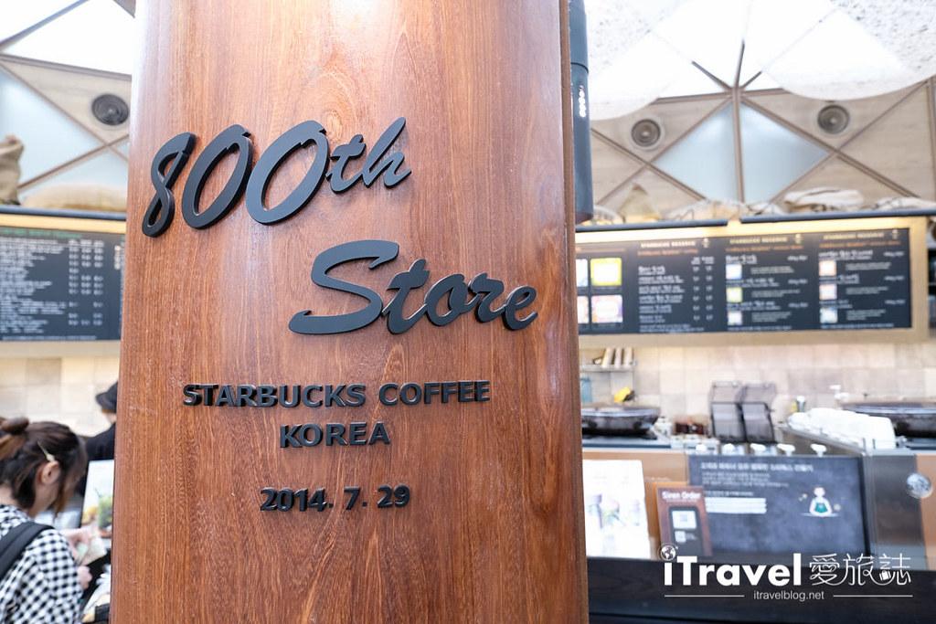 首爾咖啡廳 星巴克Family Park紀念店 (15)
