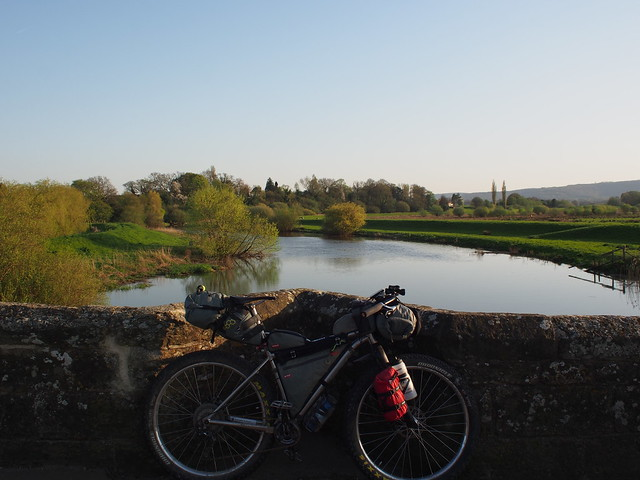 SD300 Bikepacking Trip