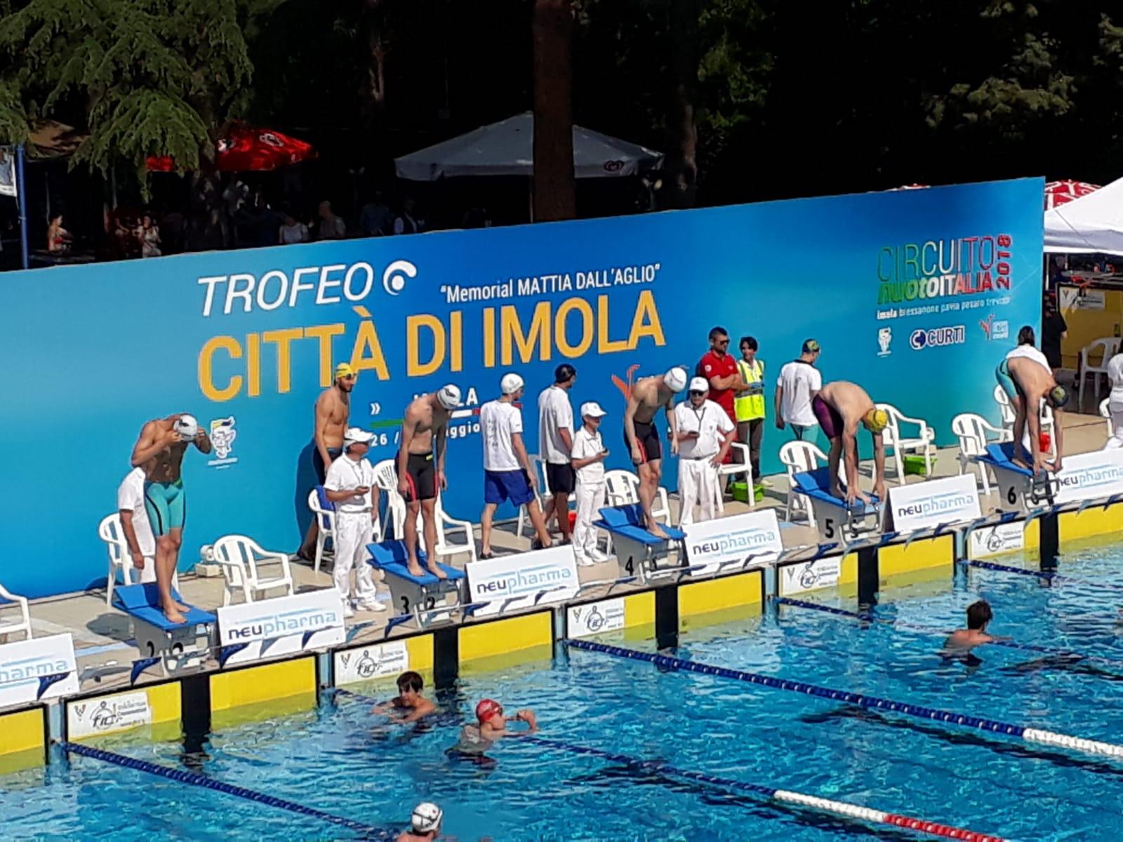 1° Città di Imola Memorial Mattia Dall'Aglio