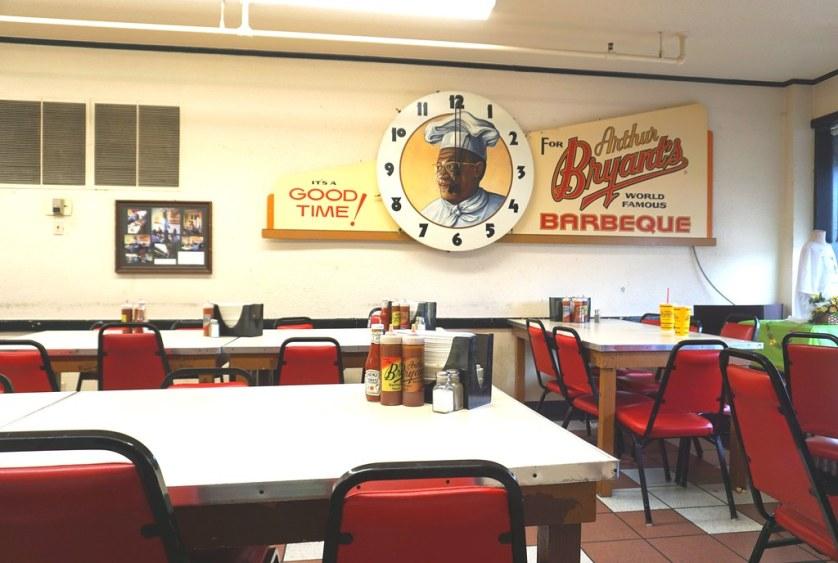 Arthur Bryant's Barbecue, Brooklyn Avenue Location, Kansas City, Mo., April 21, 2018.