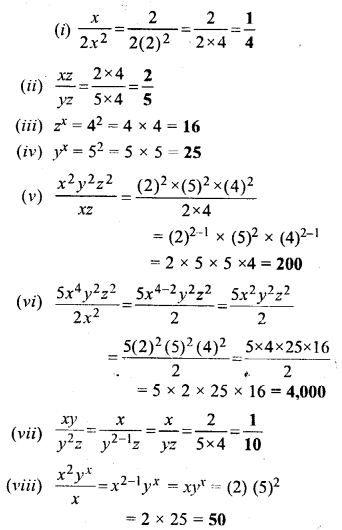 selina-concise-mathematics-class-6-icse-solutions-substitution-A-9.1
