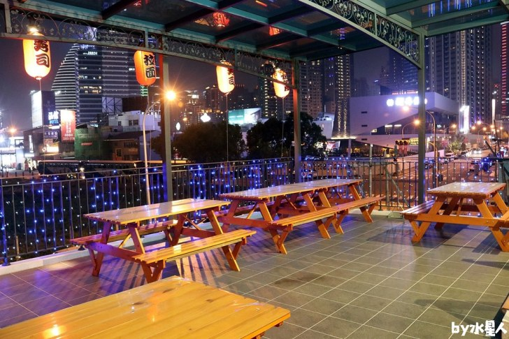 41134503532 194f92e09f b - 熱血採訪|岦根川居酒屋,市區內夜景景觀餐廳,日本空運新鮮魚貨,壽司串燒炸物燒烤快炒(已歇業)