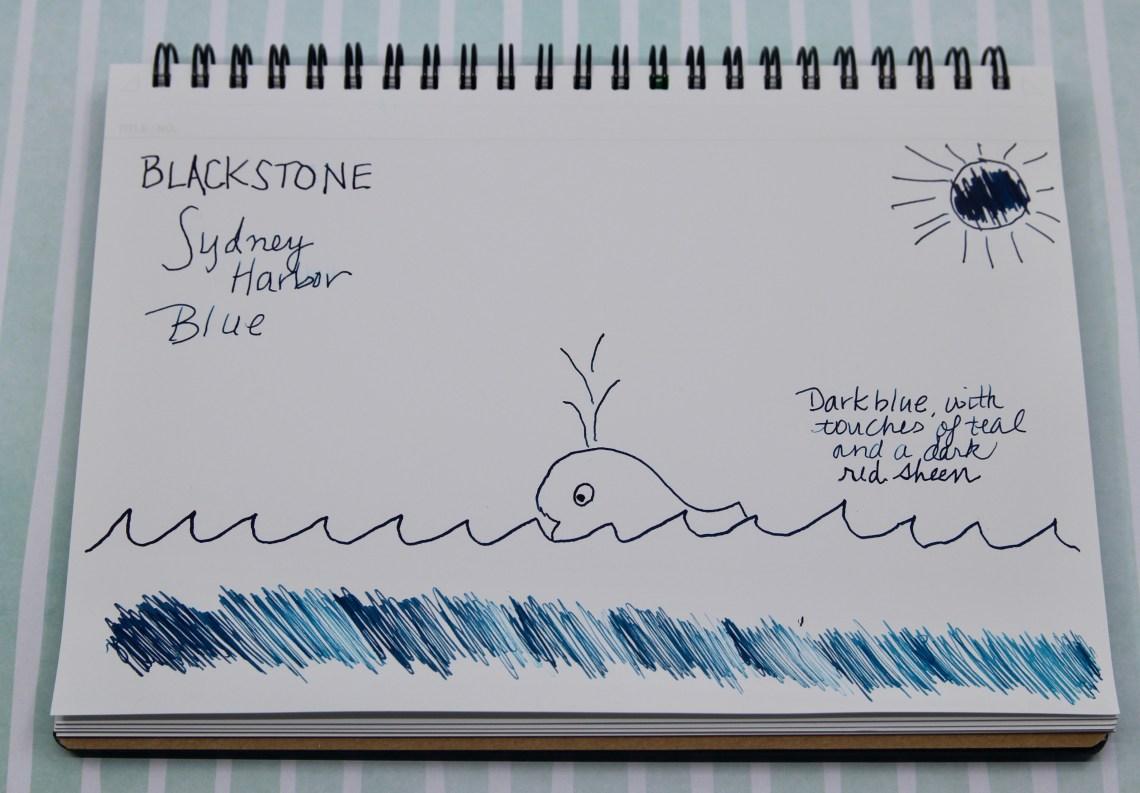 Blackstone Sydney Harbor Blue