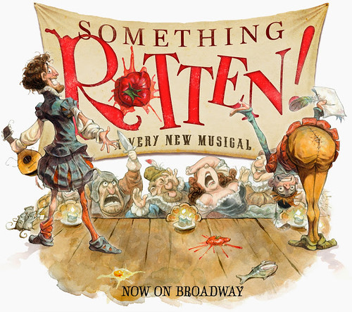 """FAIRWINDS Broadway in Orlando presents """"Something Rotten!"""""""